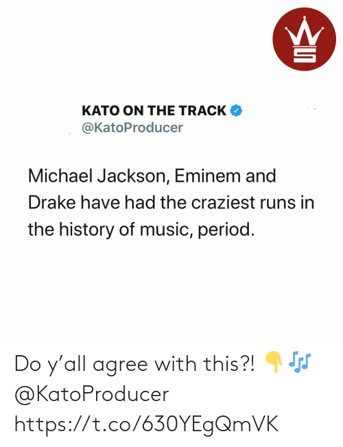 this: Do y'all agree with this?! 👇🎶 @KatoProducer https://t.co/630YEgQmVK