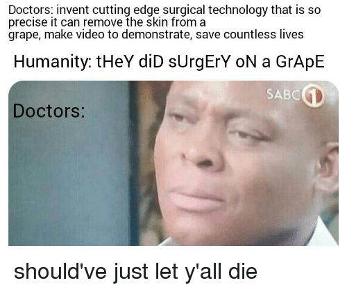 Doctors Invent Cutting Edge Surgical Technology That Is So