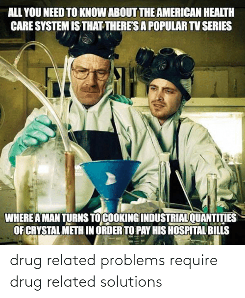 solutions: drug related problems require drug related solutions
