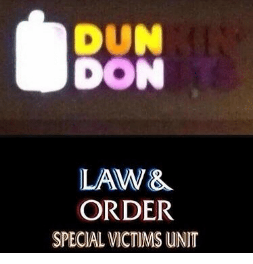 specialization: DUN  DON  LAW&  ORDER  SPECIAL VICTIMS UNIT