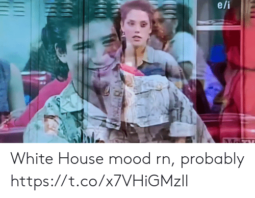 White House: e/i  JI White House mood rn, probably https://t.co/x7VHiGMzll