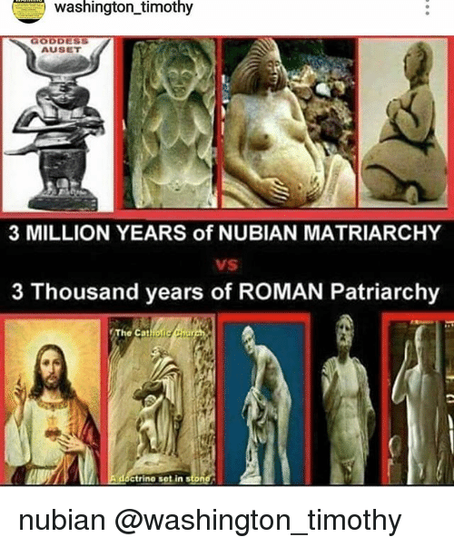 matriarchy and patriarchy in todays world essay Joan bamberger the myth of matriarchy: an investigation of the religious and juridical character of matriarchy in the ancient world) namely that patriarchy.