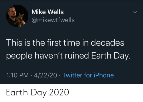 Earth Day: Earth Day 2020