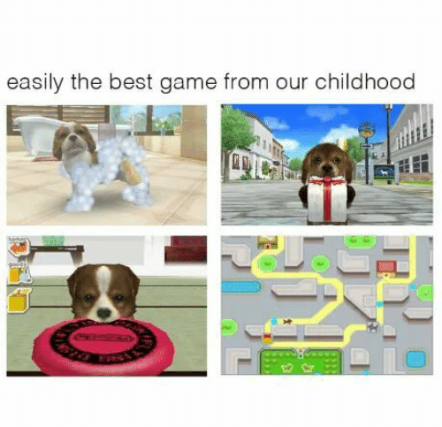 Childhood: easily the best game from our childhood  CEESEDAD