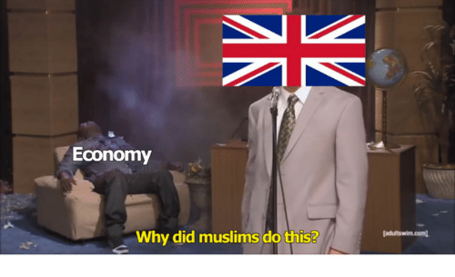 Why, Did, and Economy: Economy  Why did muslims do this?