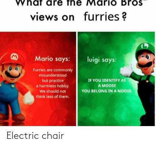 electric chair: Electric chair