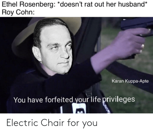electric chair: Electric Chair for you