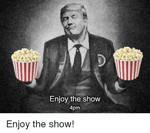 Show, Enjoy, and The: Enjoy the show