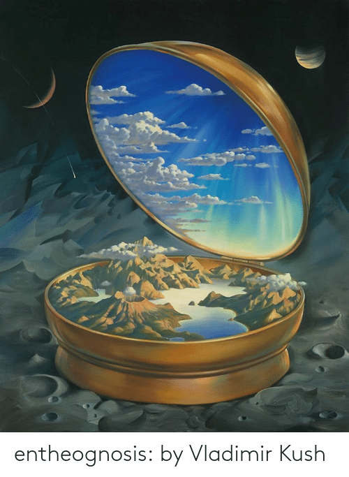 Tumblr, Blog, and Com: entheognosis:  by Vladimir Kush