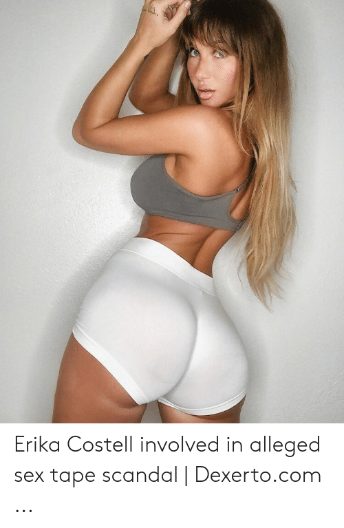 Erika Costell: Erika Costell involved in alleged sex tape scandal | Dexerto.com ...