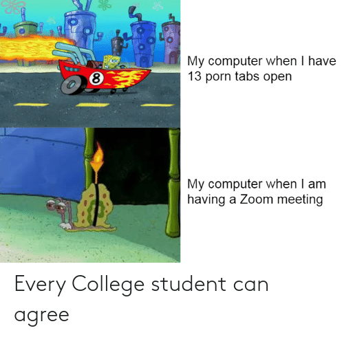College Student: Every College student can agree