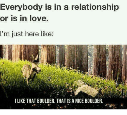 That Is A Nice Boulder