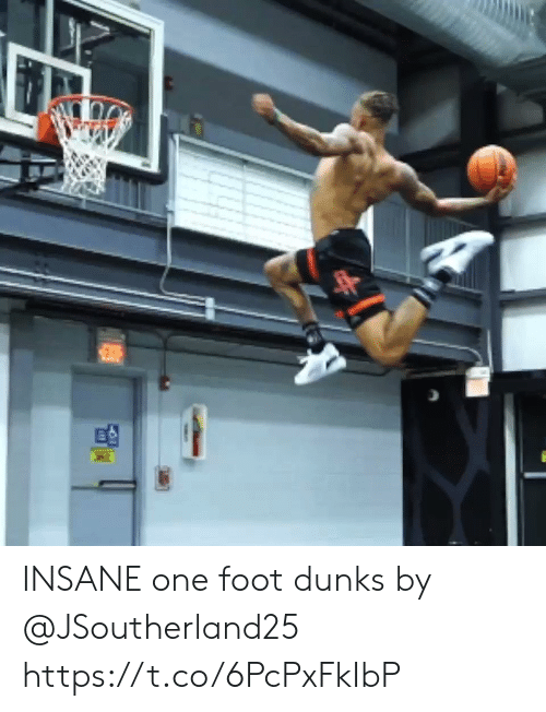 Exe: EXE INSANE one foot dunks by @JSoutherland25 https://t.co/6PcPxFkIbP