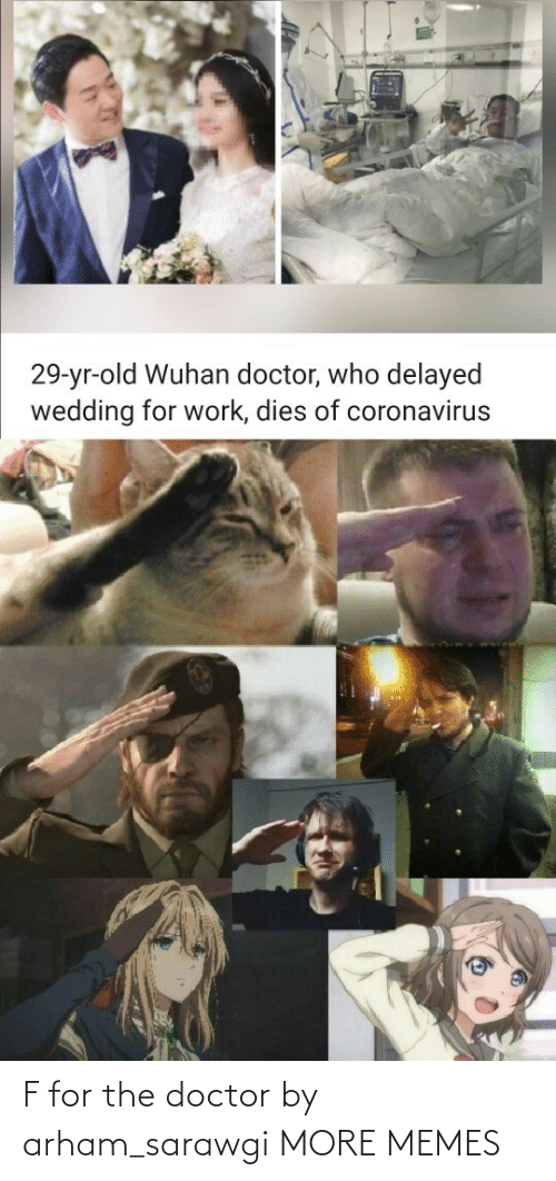 Doctor: F for the doctor by arham_sarawgi MORE MEMES