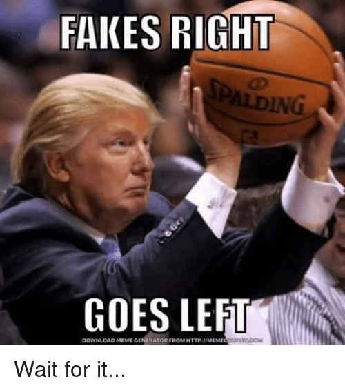 memes generator: FAKES RIGHT  GOES LE  DOWNLOAD MEME GENERATOR FROM HTTP Wait for it...