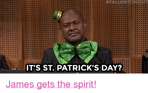 """Nbc Com:  #FALLONTO  NICHT  IT'S ST. PATRICK'S DAY? <p><a href=""""http://t.umblr.com/redirect?z=http%3A%2F%2Fwww.nbc.com%2Fthe-tonight-show%2Fvideo%2Fthe-roots-celebrate-st-patricks-day-anonymous-declares-war-on-trump-monologue%2F3004460&amp;t=OTE1YmZlOTRjYjJmYjg2NGJjMTg4YTVkMDA1MmJhYjlhMWE2OGZmMyxYdFRhOThVbg%3D%3D&amp;b=t%3A7CXZCYBaSJni-fbpG60Dww&amp;p=http%3A%2F%2Ffallontonight.tumblr.com%2Fpost%2F158516737107%2Ffallontonight-the-roots-really-got-into-the-st&amp;m=0"""" target=""""_blank"""">James gets the spirit!</a><br/></p>"""