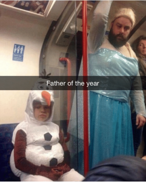 father of the year: Father of the year