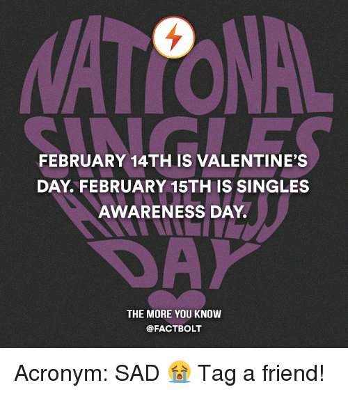 Single Awareness Day