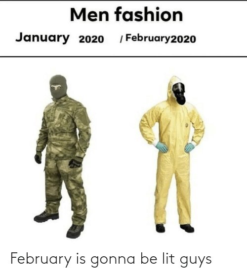 lit: February is gonna be lit guys