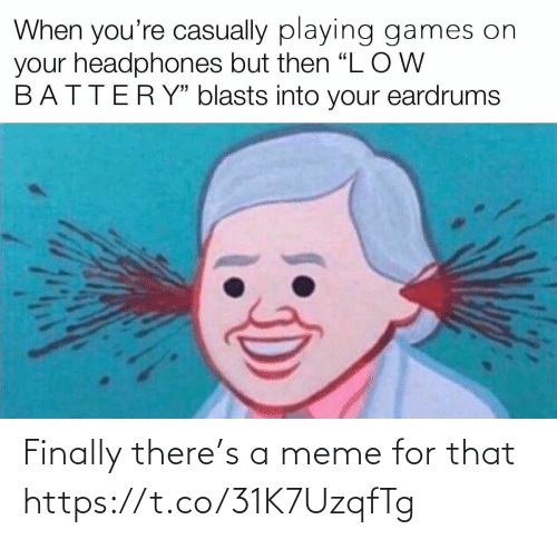 A Meme: Finally there's a meme for that https://t.co/31K7UzqfTg