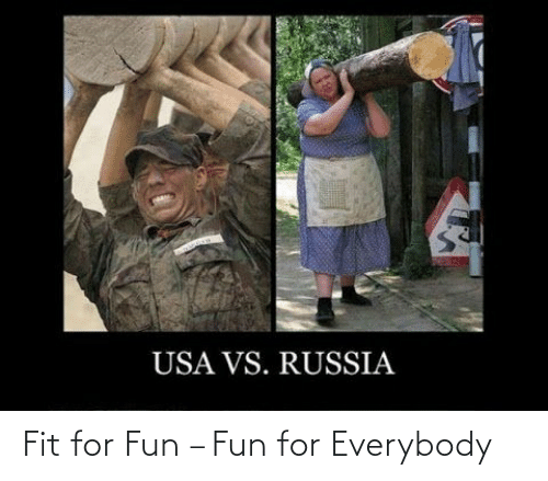 Everybody: Fit for Fun – Fun for Everybody
