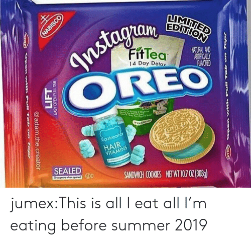 sealed: flea  14 Day Detox  VITAMINS  SEALED  OD jumex:This is all I eat all I'm eating before summer 2019