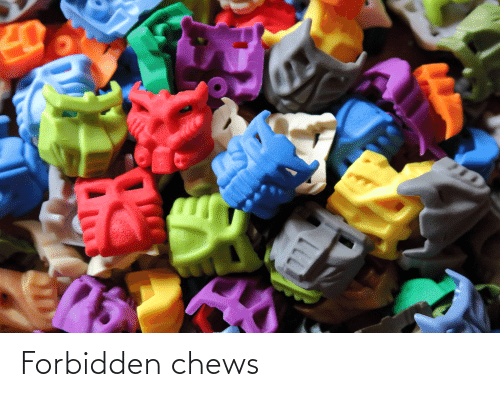 Chews: Forbidden chews