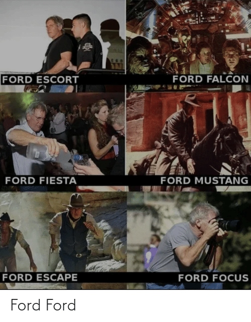 Ford: Ford Ford