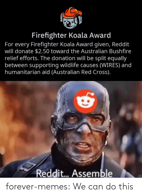 Forever: forever-memes:  We can do this