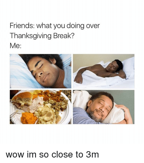 Thanksgiving Break