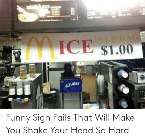 shake: Funny Sign Fails That Will Make You Shake Your Head So Hard