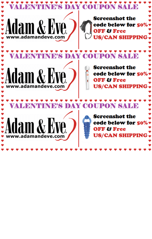 amp:   Get 50% OFF almost any adult item & FREE US/CAN Shipping by using offer code POSITIVE at AdamAndEve.com.  18+ Only.