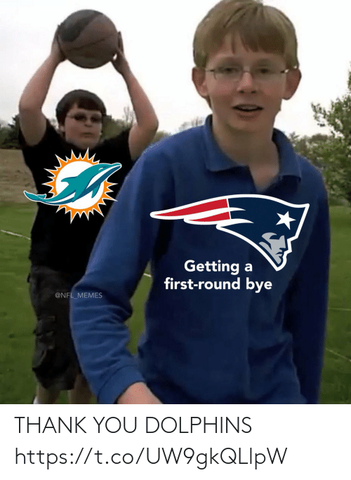 bye: Getting a  first-round bye  @NFL_MEMES THANK YOU DOLPHINS https://t.co/UW9gkQLlpW