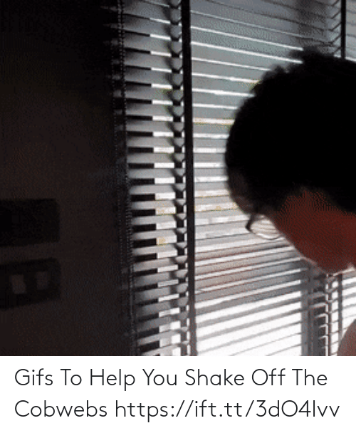 shake: Gifs To Help You Shake Off The Cobwebs https://ift.tt/3dO4Ivv