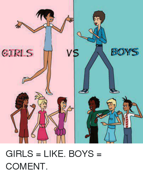What is like dating a girl vs boy