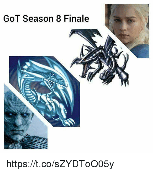 Got,  Finale, and Season: GoT Season 8 Finale https://t.co/sZYDToO05y