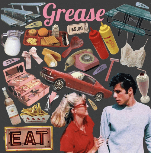 Grease: Grease  $5.00  10  EAT