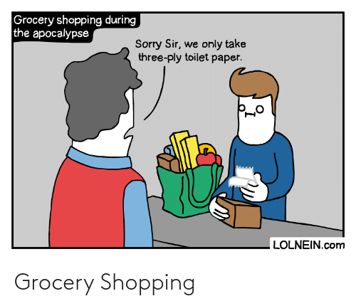 grocery shopping: Grocery Shopping