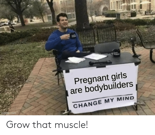 muscle: Grow that muscle!