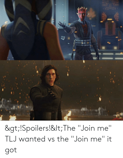 """join.me: >!Spoilers!<The """"Join me"""" TLJ wanted vs the """"Join me"""" it got"""
