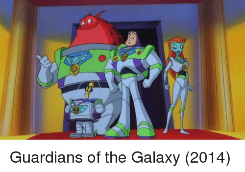 Guardians: Guardians of the Galaxy (2014)