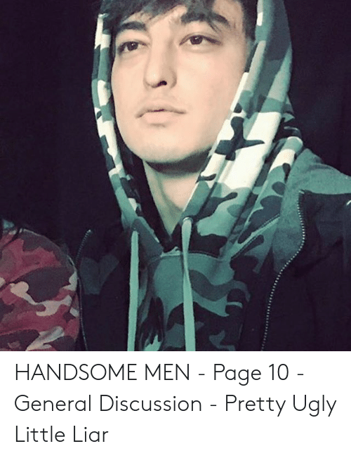Joji Miller: HANDSOME MEN - Page 10 - General Discussion - Pretty Ugly Little Liar