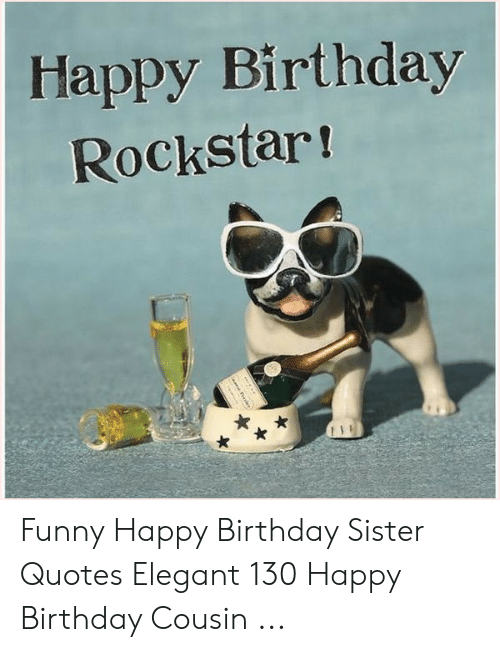 Excellent 25 Best Memes About Funny Happy Birthday Sister Quotes Funny Personalised Birthday Cards Paralily Jamesorg