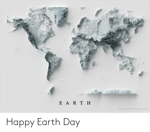 Earth Day: Happy Earth Day
