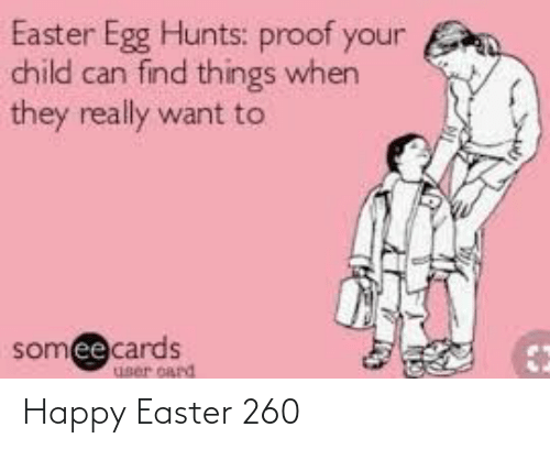 Easter: Happy Easter 260