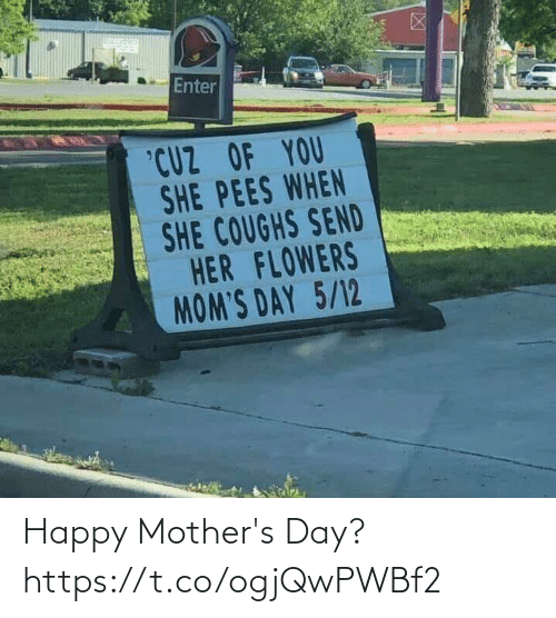 Happy Mothers Day: Happy Mother's Day? https://t.co/ogjQwPWBf2