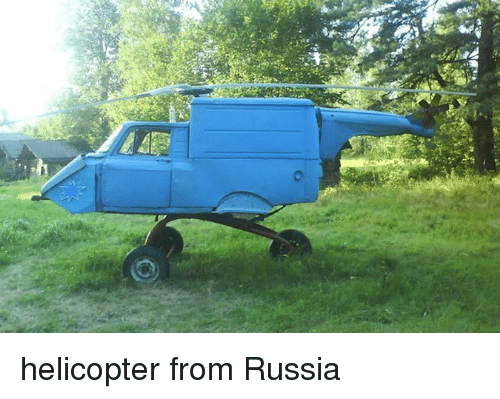 Funny, Russia, and Helicopter