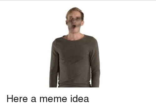 Meme, Idea, and A-Meme
