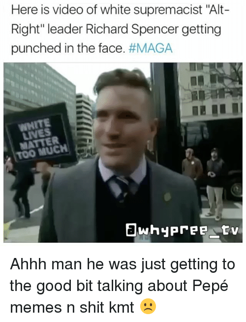 Spencer Getting Punched