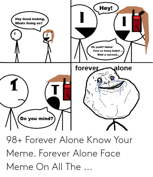 25 Best Memes About Know Your Meme Forever Alone Know Your